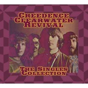 Unbranded Creedence Clearwater Revival - Singles Collection [CD] USA import