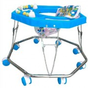 Oh Baby Baby Steel Pipe Blue Walker For Your Kids QWE-GDF-SE-W-22