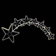 BEST SEASON Manguera de luces LED decorativa Tapesil estrella