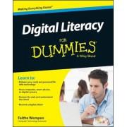 Digital Literacy for Dummies, Paperback