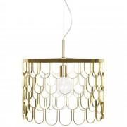 Globen Lighting Pendel Gatsby Mässing