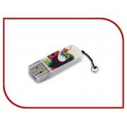 USB Flash Drive 16Gb - Verbatim Mini Tattoo Edition USB 2.0 Phoenix 49887