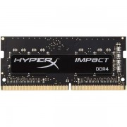 HX426S15IB2/8 - Kingston DRAM 8GB 2666MHz DDR4 CL15 SODIMM HyperX Impact EAN 740617265378
