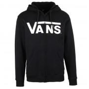 kapucnis pulóver férfi - VANS CLASSIC ZIP - VANS - VN000J6KY281