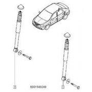 Amortizor Spate Mcv/Van/Pick-Up