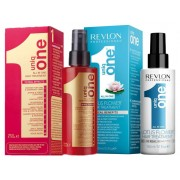 Uniq One All-in One Hair Treatment + Lotus Treatment 1 x Standaard & 1 x Lotus