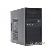 Carcasa PC Chieftec CT-01B-OP táp nélküli fekete mATX