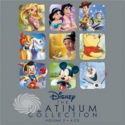 Video Delta AA. VV. - DISNEY: THE PLATINUM COLLE - CD