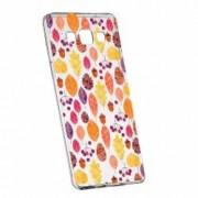 Husa Silicon Transparent Slim Toamna 111 Samsung Galaxy Core Prime