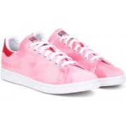 Adidas Originals PW HU HOLI STAN SMITH Sneakers For Men(Pink)