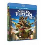 Teenage Mutant Ninja Turtles (Combo 2D + 3D)