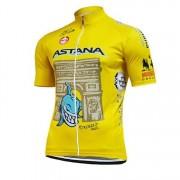Maillot Ciclista Corto Astana 2019