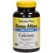 Nature's Plus Dyno-Mins - Calcium 500 mg - 90 Tabletten