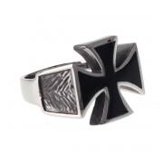 anello ETNOX - Iron Cross - SR1139