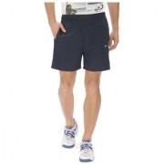Nike Navy Blue Polyester Shorts for Men