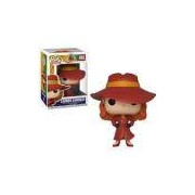 Funko Pop Television: Where In The World Is Carmen Sandiego #662