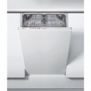 Indesit DSIE 2B10 lavavajilla Fully built-in 10 place settings A+