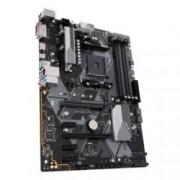 Дънна платка Asus PRIME B450-PLUS, B450, AM4, DDR4, PCI-E (DVI-D & HDMI), 6x SATA 6Gb/s, 1x M.2 slots, 2 x USB 3.1 Gen 2, 1 x USB 3.1 Gen 1 Type-C, ATX