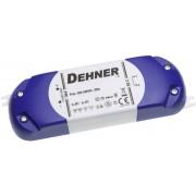Bloc de alimentare Dehner Elektronik LED 24V20WSELV pentru leduri, posibilitate de montare in mobilier, 24 V / 0,83 A / 20 W