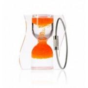 Breloc Clepsidra Paradox Tango portocaliu