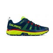 Pantofi Salming Salming traseu 5 bărbaţi Poseidon AlBasstru / Siguranță galben