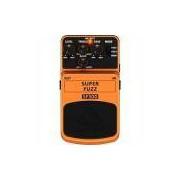 Pedal Super Fuzz Para Guitarra Ou Baixo Sf-300 Behringer