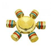 Limited Gold Flywheel Fidget Spinner