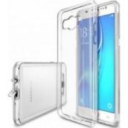 Husa Ringke Samsung Galaxy J5 2016 Air Crystal Clear + Folie Ringke Invisible Screen Defender