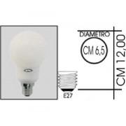 Lampada risparmio energetico 11W E27 Mini Globo Kapta