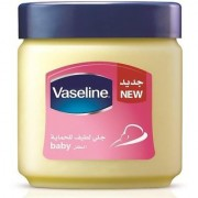 IMPORTED VASELINE BABY PETROLEUM JELLY (MADE IN UAE) - 480 ML