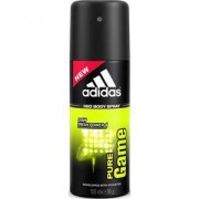 Adidas Perfumes masculinos Pure Game Deodorant Body Spray 150 ml