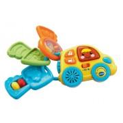 Vtech My First Car Key Rattle, Multi Color