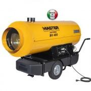 BV 400 Master Incalzitor cu ardere indirecta pe motorina putere maxima de 110 kW si flux de aer 6200 m³/h