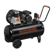 Compresor aer comprimat Black+Decker 220/100-2M 100L 10 bari, cu ulei