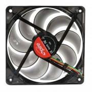 Вентилатор SPIRE 120x120x25 mm, 3 + 4 PIN Molex 2510 + 8981, Sleeve, SP-FAN-SP12025STM3/4-B-LED