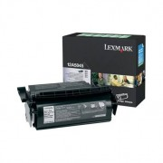 Lexmark Optra T High Yield Return Program Print Cartridge Original Negro