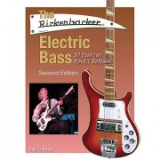 Hal Leonard The Rickenbacker Electric Bass - Second Edition Monografie