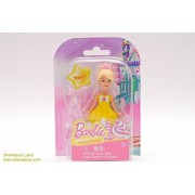 Barbie Make Believe Mini Dolls (Princess Yellow)