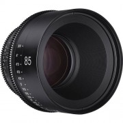 SAMYANG Xeen 85mm T1.5 - Canon EF - Sistema Metrico - 2 Anni Di Garanzia