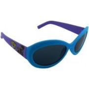 ELS Oval Sunglasses(For Boys & Girls)