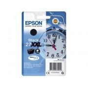 Epson Cartucho de tinta original EPSON 27XXL, Despertador 34,1 ml , Negro, XXL, C13T27914012, T2791