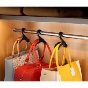 Handbagstar Handtaschenbügel Handbagstar Black Swan, 3er Set