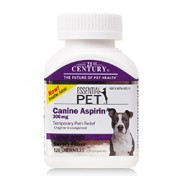 CANINE ASPIRIN ADVANCED 300mg 120 Chewable Tablets