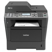 Multifunctionala Refurbished BROTHER MFC 8520DN, A4, Duplex, Scanner, Copiator, Printer si Fax, Retea si USB, 36 ppm