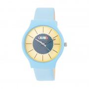 Crayo Trinity Strap Watch - Blue CRACR4405