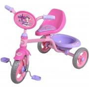 Triciclo Infantil Pingo con Canastilla Trasera MyToy