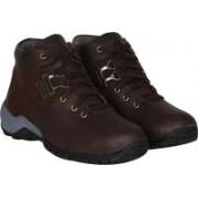 Baaroo Trooper Combat Boot For Men Boat Shoes Boots For Men(Brown)