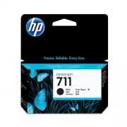 HP 711 Black Ink Cartridge, 38-ml (CZ129A)