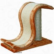 Rascador Trixie Onda Inca para gatos - aprox. 44 x 25 x 39 cm (L x An x Al)
