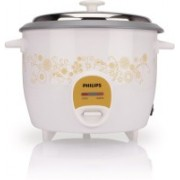 Philips HD3043/01 Electric Rice Cooker(1.8 L, White)
